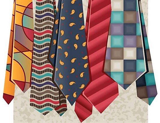 Differentes Denken agil besser kommuniziert verhindert Krawatten-Fehlgriffe, Nein: Variationen