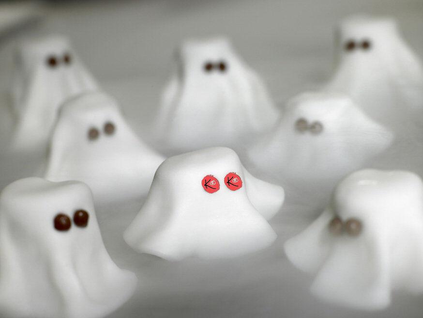 Geister-Gespenster-Party PRO einer sieht hin und erkennt Agile Angst aktiv auflösen und wie es geht