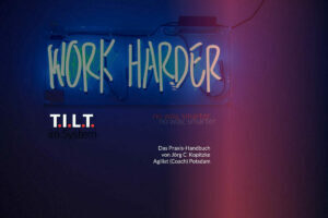 Titelbild TILT im System - Work harder